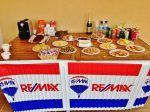 Comida Open House REMAX Horizon
