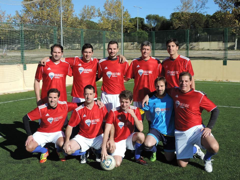 equipo futbol las rozas remax horizon