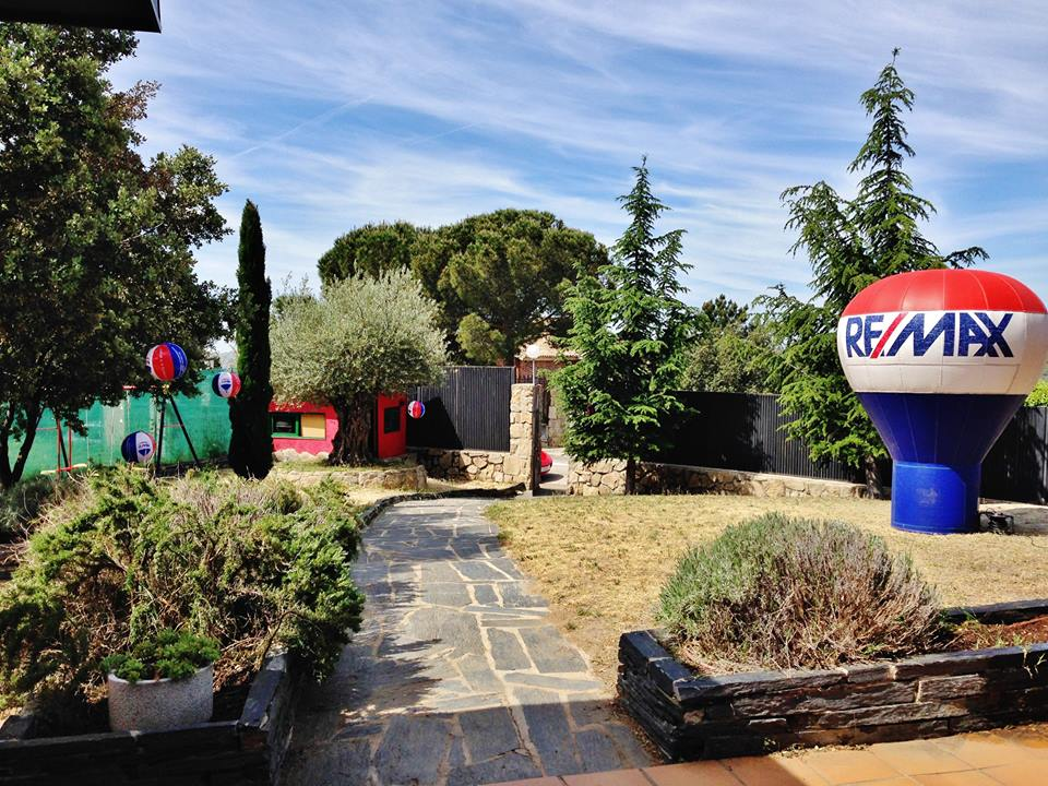 jardín Open House REMAX Horizon