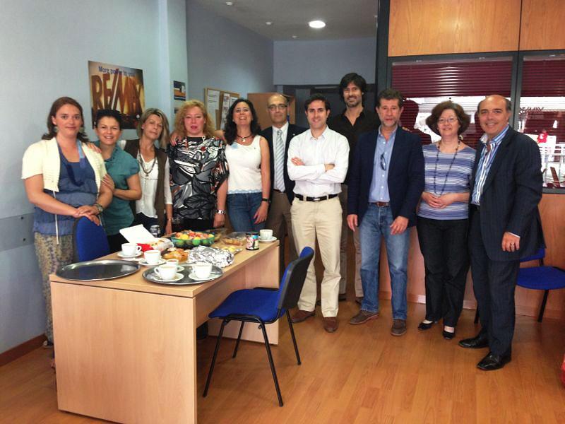 remax horizon inmobiliaria desayuno aldeas infantiles