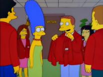 Marge Simpson en Los Simpson
