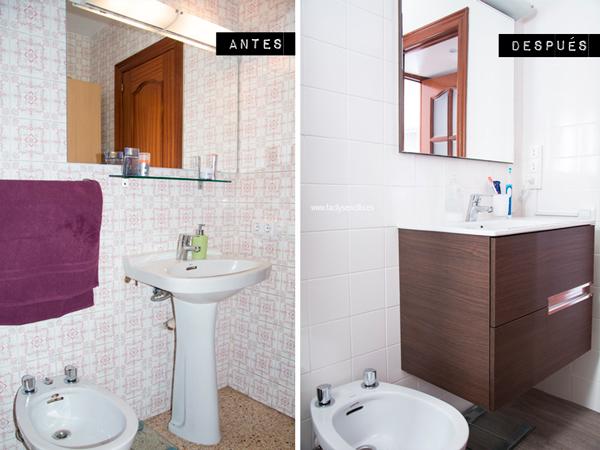 Reformar el bao sin obras best cambiar azulejos bao sin - Cambiar azulejos cocina sin obra ...