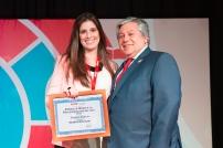 Marta García, Premio de honor a la profesionalidad 2015 ¡Felicidades!